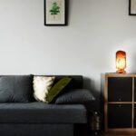 Attractive Glass Himalayan Salt Lamp