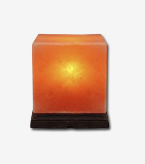 Himalayan Salt Lamp Square