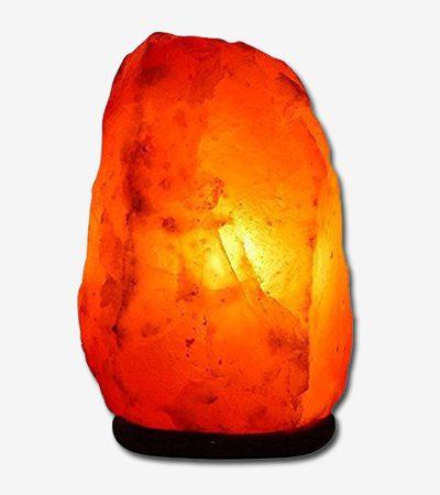Buy Online Natural Shape Himalyan Salt Table Lamp